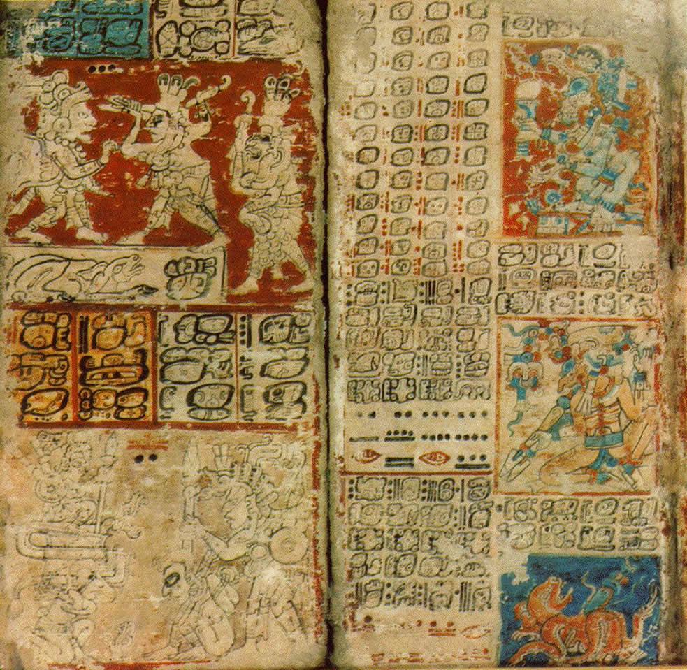 La Palabra Escrita en Palenque