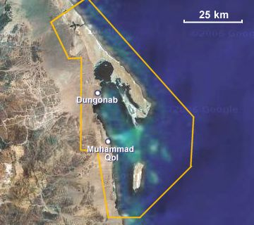 Dungonab Bay
