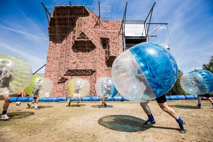 Bumberball experience toernooi – Ayers Rock
