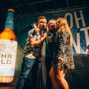 Oh Oh Intro festival op het Lange Voorhout in Den Haag – Acku