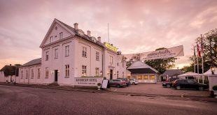 Bandholm Hotel på Lolland vinder TripAdvisors Travelers Choice Award 2017. (Foto: Lars Plougmann)