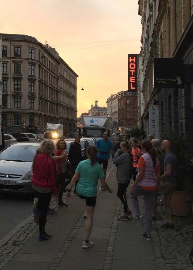 Arthur Hotels i Indre København har lanceret en løbeklub for de morgenfriske gæster. (Foto: Arthur Hotels)