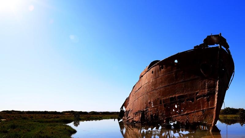 En ny pulje skal sikre, at gamle, herreløse skibsvrag bliver fjernet fra de danske kyster. (arkivfoto)