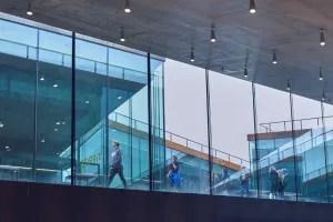 Museum Tirpitz ved Blåvand i Varde Kommune er stormet ind på listen over Danmarks mest besøgte attraktioner. Selv om museet først åbnede i sommeren, opnår museet en plads som nummer 40. (Foto: Colin Seymour)