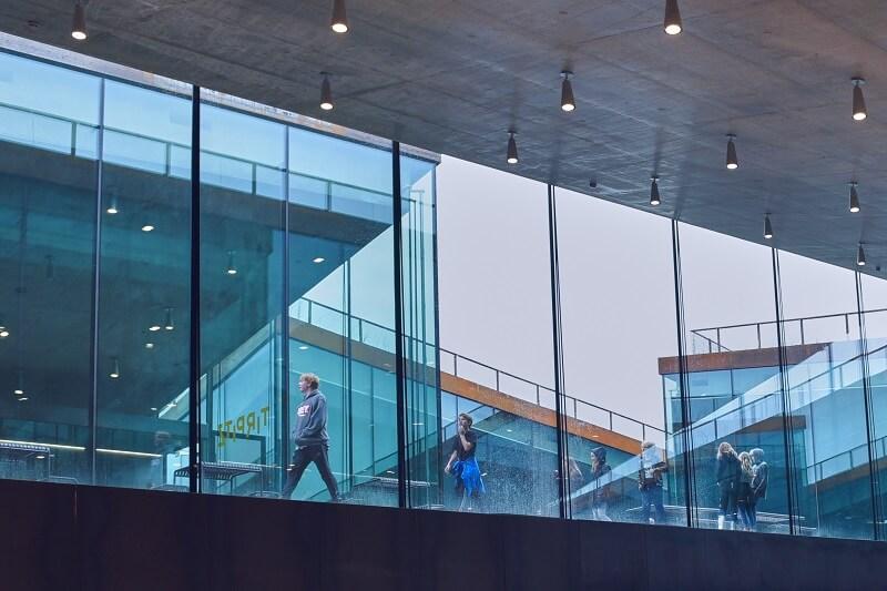Sammen med Vadehavscenteret har det nyåbnede Tirpitz Museum ved Blåvand formået at skabe medieopmærksomhed i Tyskland. Faktisk har medieomtalen aldrig været mere værd, lyder det fra VisitSydvestjylland. (Foto: Colin Seymour)