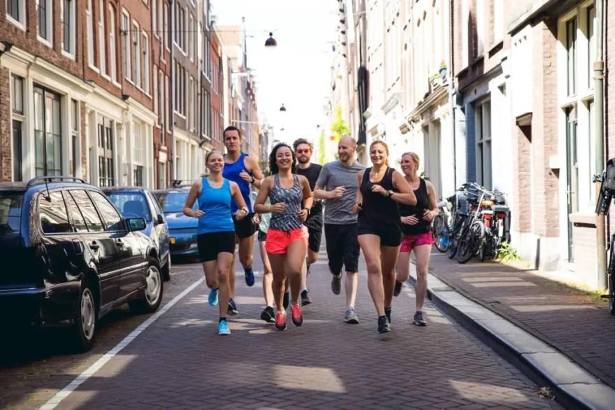 Arthur Hotels har i et år forsøgsvis tilbudt deres gæster gratis løbeklub. Løbeklubben har været så stor en succes, at den nu bliver udvidet til 5 dage om ugen. (PR-foto)