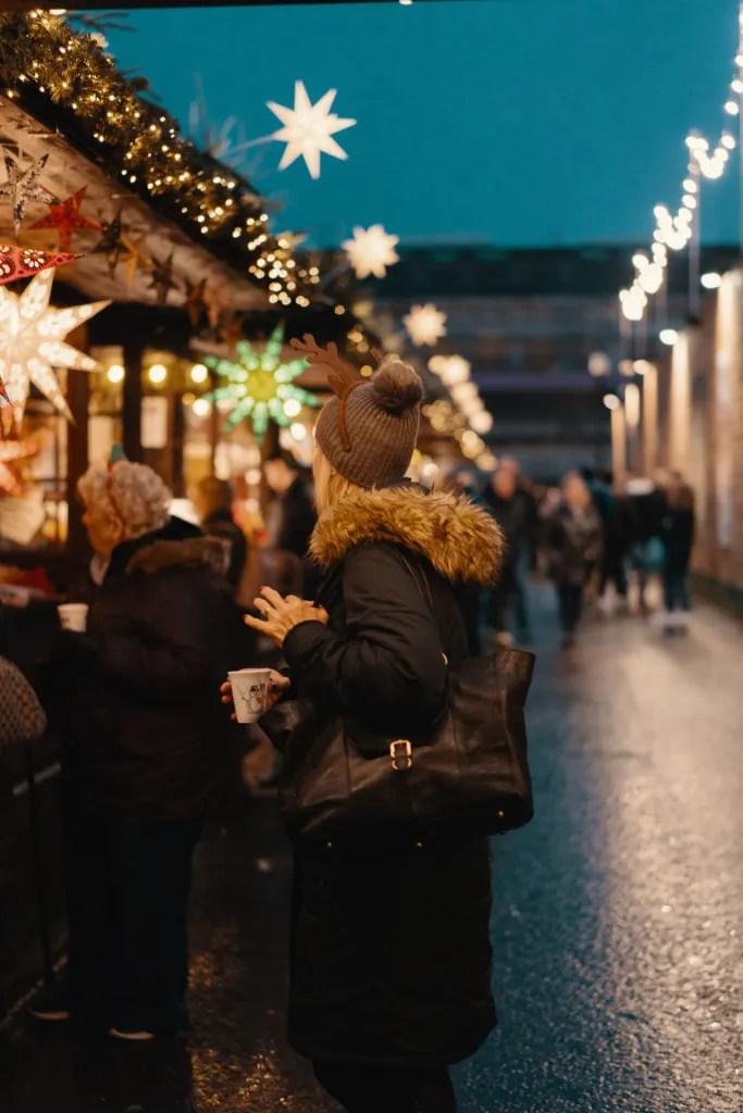 Inspirationen til det nye julemarked i Nexø er blandt andet hentet i Tyskland. (Arkivfoto: Ross Sneddon)
