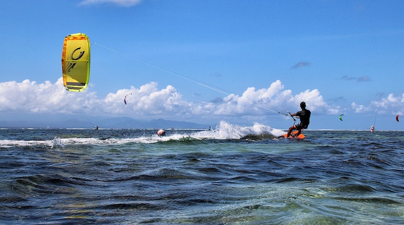 Kite Surf in Calabria