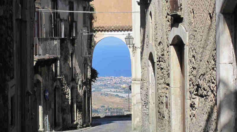 Borgo di Gerace, Calabria