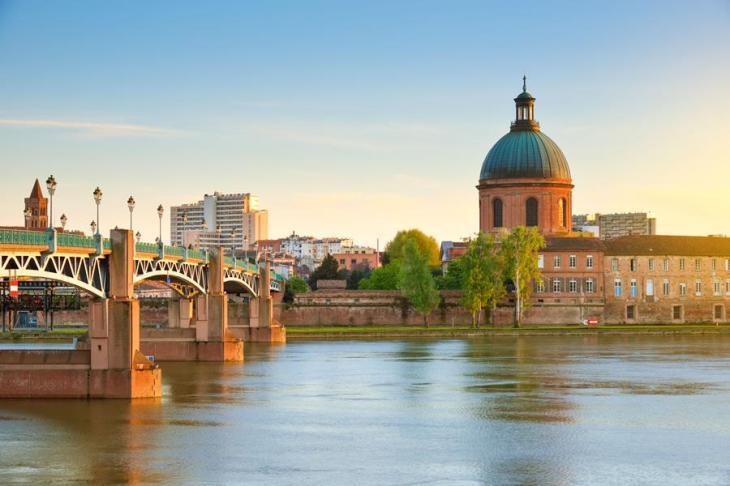 Turismo en Toulouse: Vacaciones, Estancias y Salidas – Visita de ...