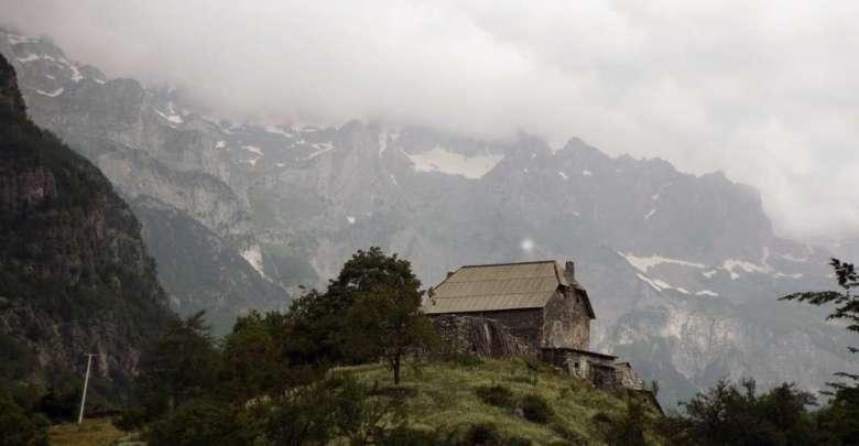 Alpi Albanesi Theth