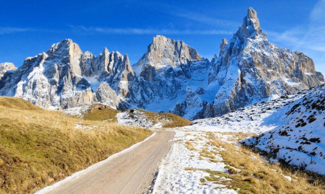 Trentino Alto-Adige, norte da Itália.