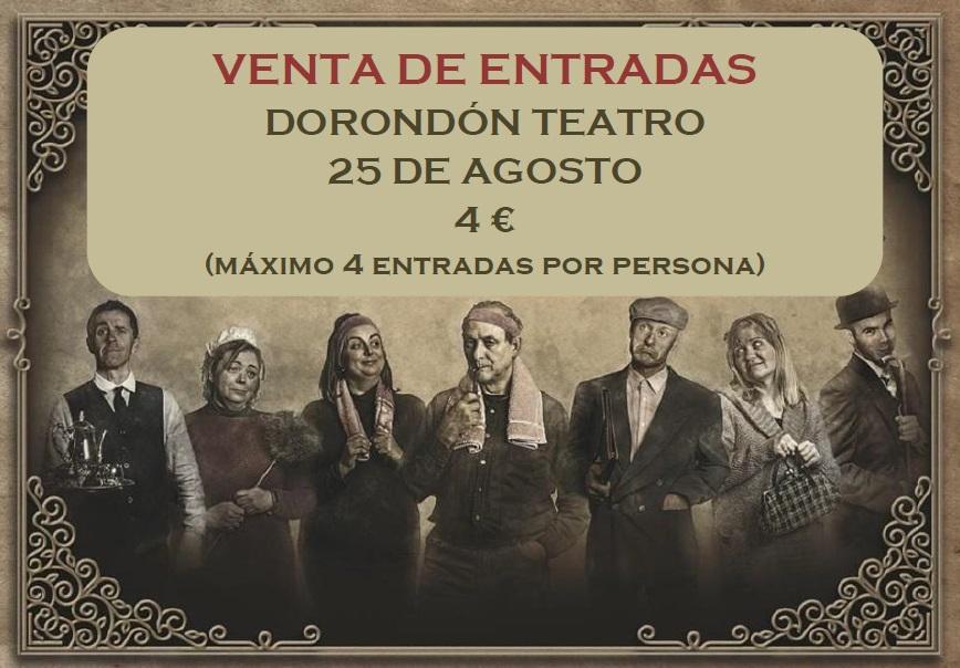 Teatro «Milagro en Casa de los López»
