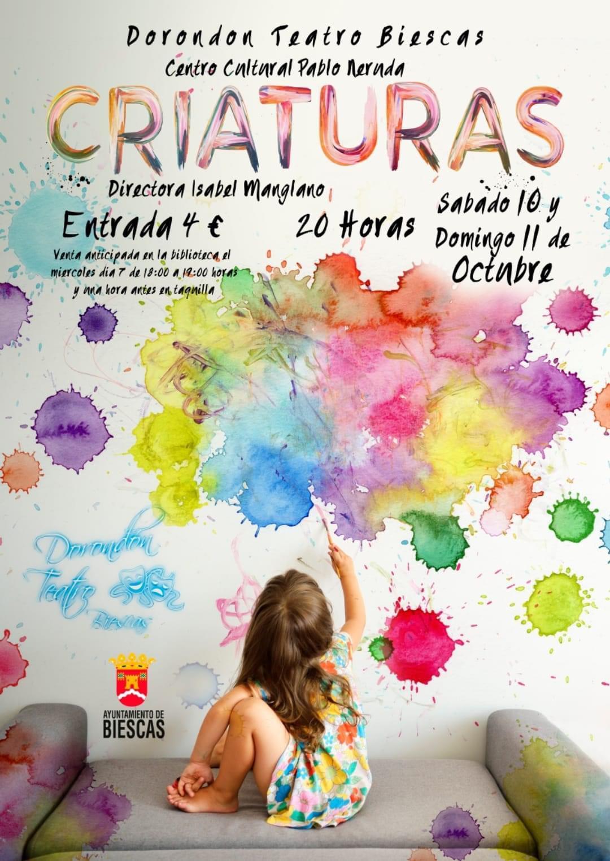 DORONDON TEATRO-OBRA CRIATURAS