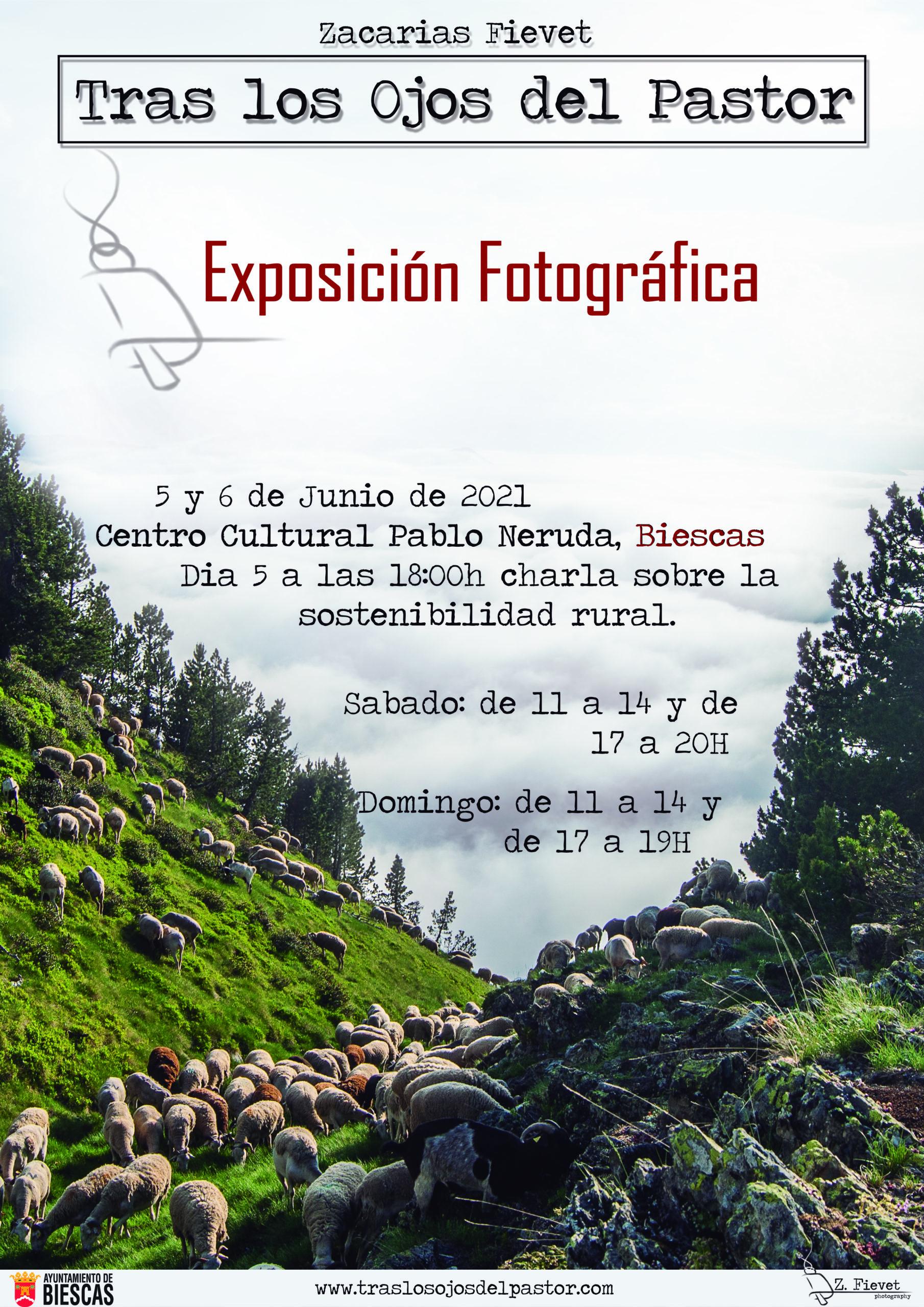 Exposición fotográfica «Tras los ojos del pastor»
