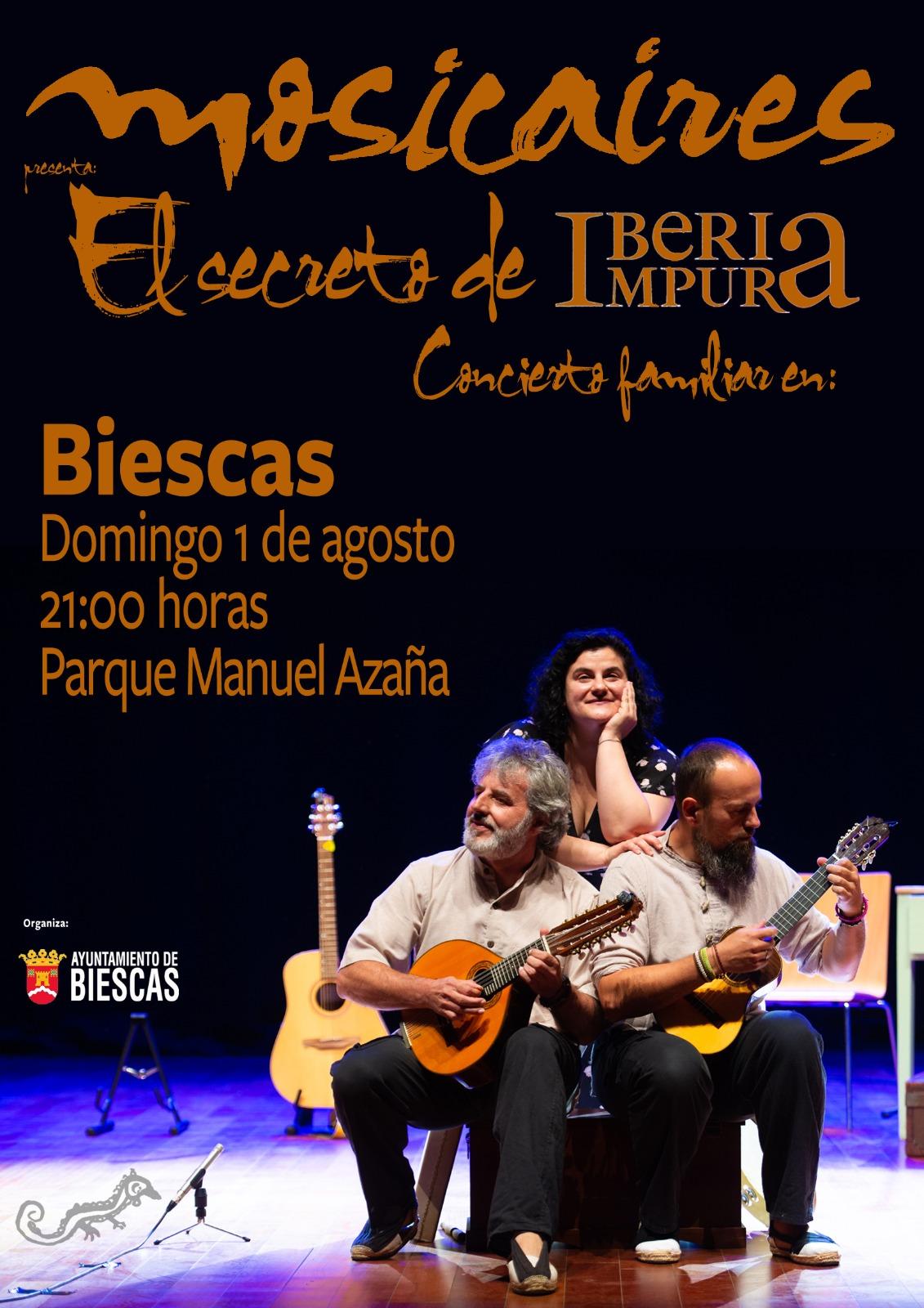 Mosicaires «El secreto de Iberia Impura»