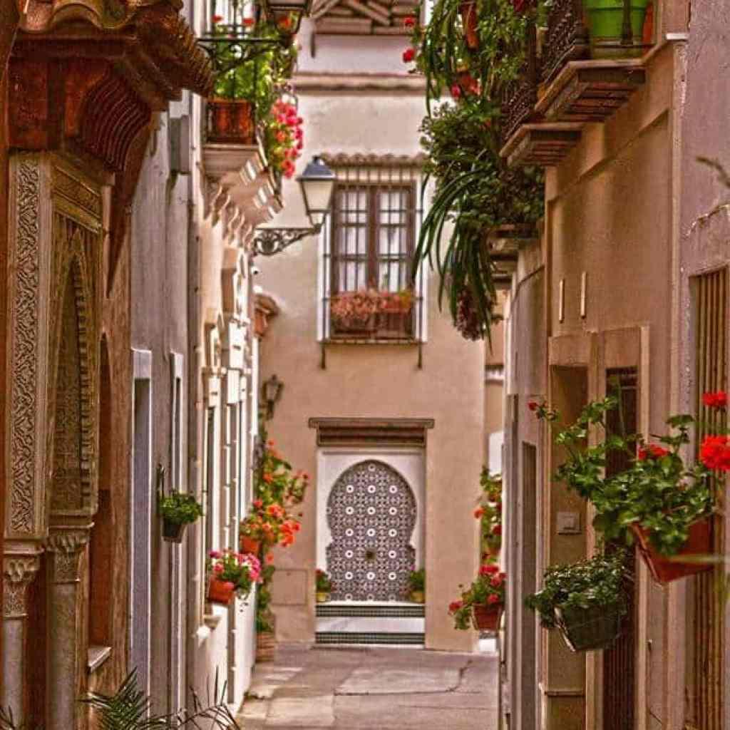Badajoz y su rincón lleno de color
