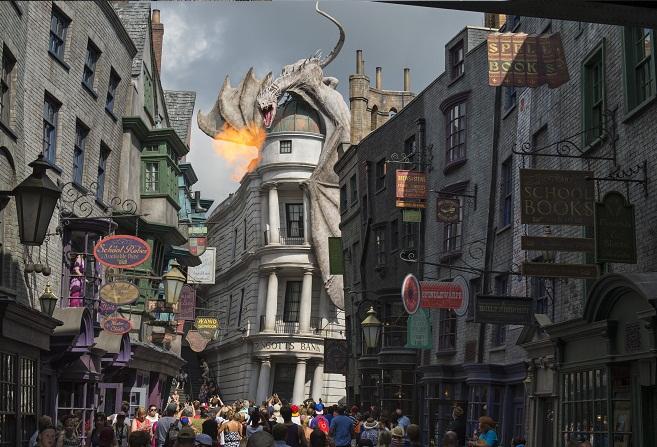 O que fazer no Universal Orlando