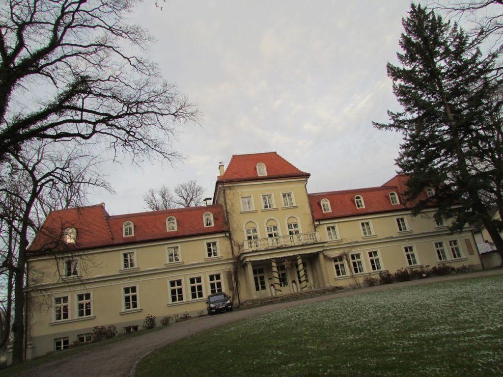 Hotel Sieraków Manor