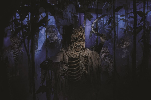 Halloween Horror Nights no Universal