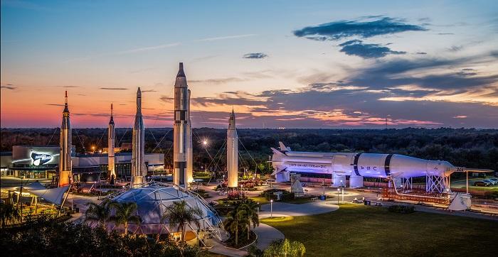 Duran no Kennedy Space Center