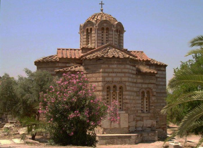 igreja dos santos apostolos