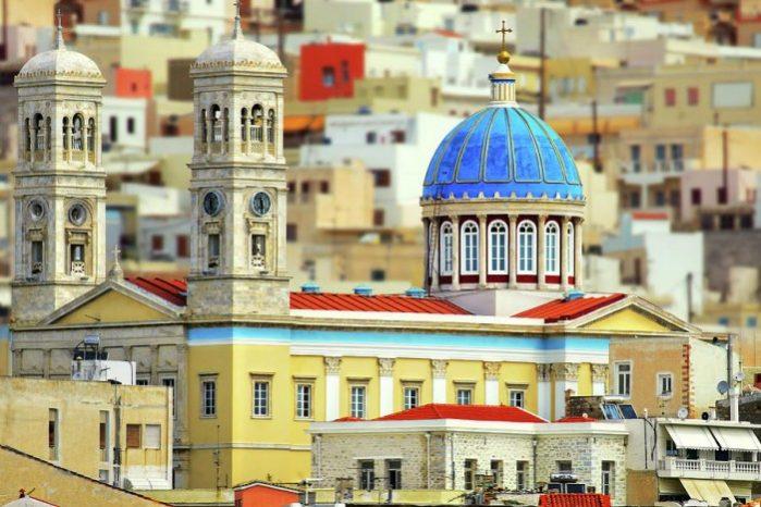 sao nicolau syros igreja