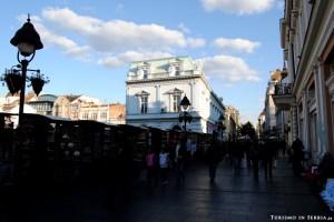 Belgrado: Via Principe Mihailo