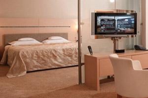 IN HOTEL BELGRADE****