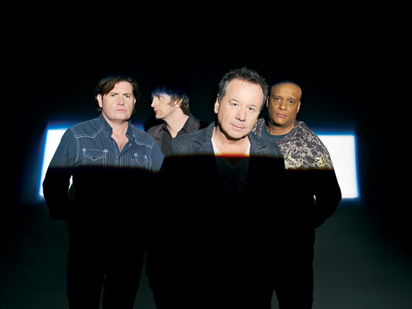 SIMPLE MINDS: 18 agosto 2011, Belgrade Beer Fest