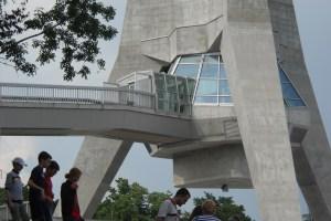 MONTE AVALA: ingresso alla Torre dell'Avala (Marija Petrović)