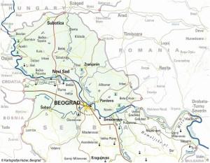 01 - Danubio Serbo [Parte 2a] - FAI CLIC PER INGRANDIRE