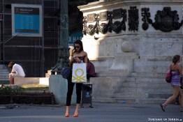 14 - Le ragazze del Centro di Belgrado