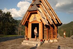 07 - Zlatibor e dintorni - Chiesa di San Sava a Drvengrad