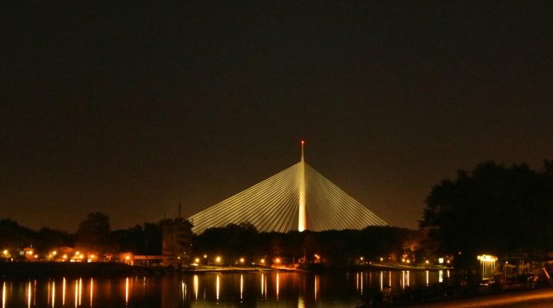 01 – Belgrado, Ponte sull'Ada