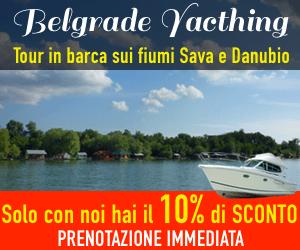 Belgrade Yacthing - Tour in barca su Sava e Danubio
