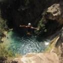 Barranquismo, vias ferratas, cuevas, despedidas de solteros