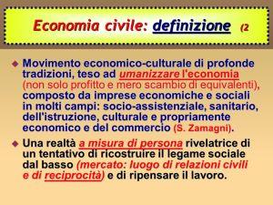Beni relazionali e imprese civili