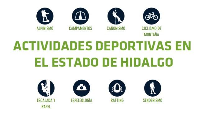 Actividades y excursiones en el Estado de Hidalgo