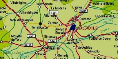 El Castillo de Torrelobaton 1