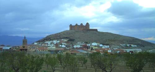 El Castillo de La Calahorra 2
