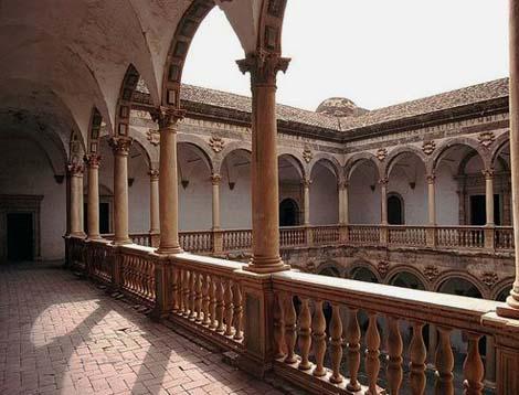 El Castillo de La Calahorra 4