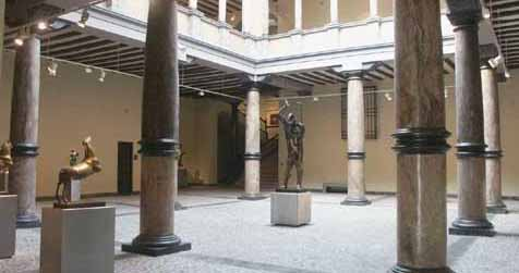 Museo Pablo Gargallo 7