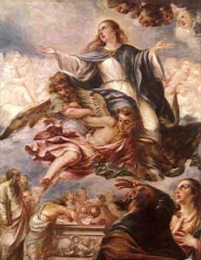 Asuncion de la Virgen - Valdes Leal