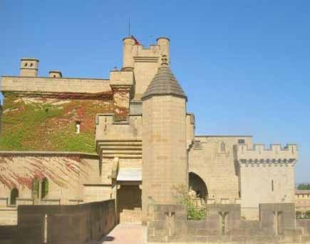 Castillo de Olite 1