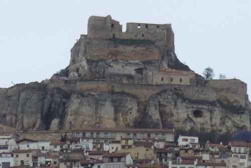 Castillo de Morella o de la Mola 2