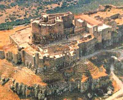 Castillo y Convento de Calatrava la Nueva 1