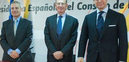 Iberia, Aerolínea oficial de la Presidencia Española de la UE 2