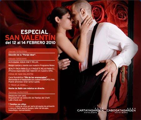San Valentin en el Hotel Alcudia Garden
