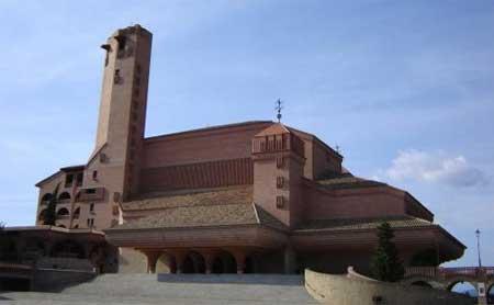 Templos Marianos en Aragón
